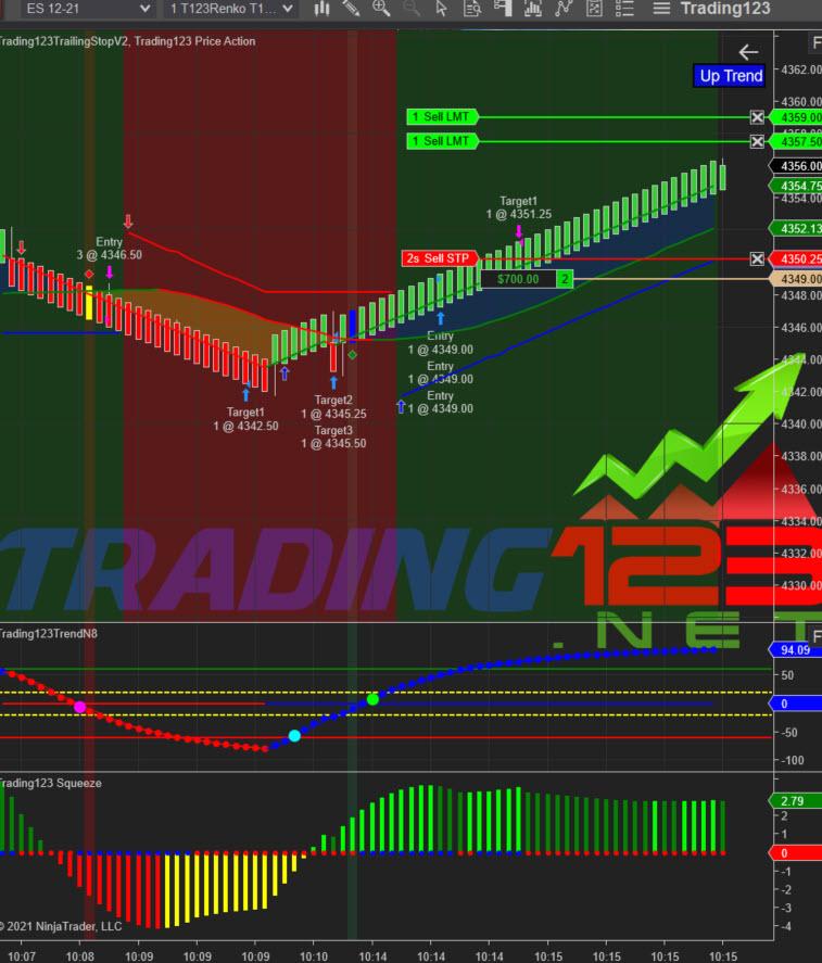 Futures Trading NinjaTrader